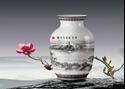 Picture of 西湖春晓图观光瓶